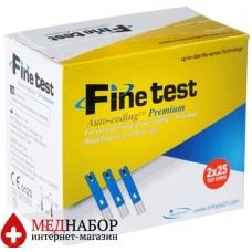 Тест-полоски Файнтест (Finetest) 50шт