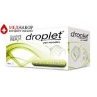 Иглы для шприц-ручек Дроплет (Droplet) 4mm (100 шт)