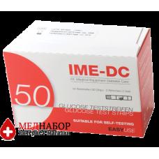 Тест-полоски Име-ДиСи (IME-DC) 50шт
